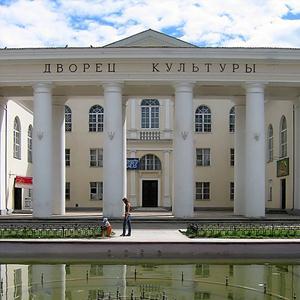 Дворцы и дома культуры Большой Речки