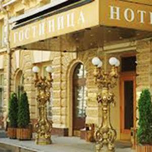 Гостиницы Большой Речки