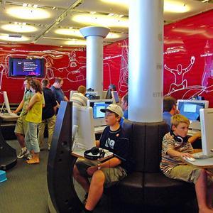 Интернет-кафе Большой Речки
