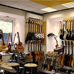 Музыкальные магазины Большой Речки