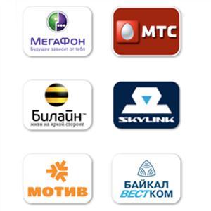 Операторы сотовой связи Большой Речки
