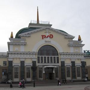 Железнодорожные вокзалы Большой Речки